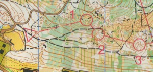 Orienteering-Map-Kumitzberg-Villach-2013-start-point3