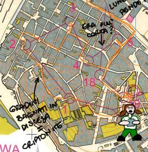 Orienteering Genova 2014 WA 01