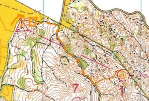 Orienteering-Cerkno-2014-Lome-WB-map-01