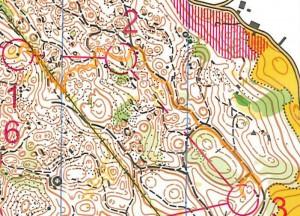 Orienteering-Cerkno-2014-Lome-WB-map-02