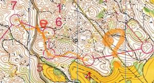 Orienteering-Cerkno-2014-Lome-WB-map-03