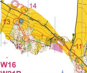 Orienteering-Cerkno-2014-Lome-WB-map-05