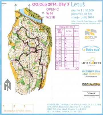 Letus-orienteering-oocup-2014