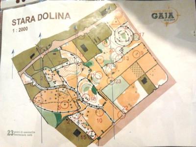 Orienteering-Stara-Dolina