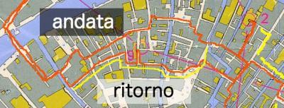 Orienteering-Venezia-notturna-2015