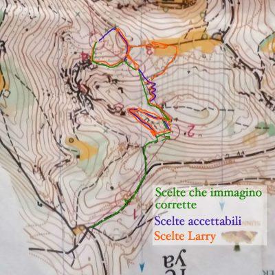 Orienteering-Mengore-cartina-WB-011
